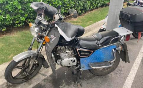 中華バイク
